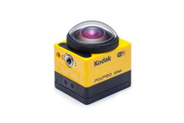 新聞圖說2:Kodak-PIXPRO-SP360-Full-HD全景VR攝影機